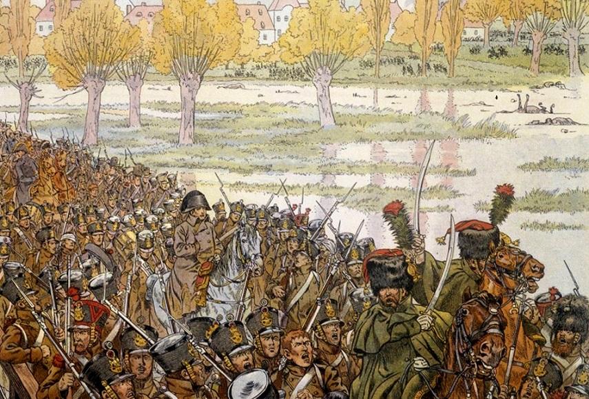 Battle Of Leipzig Backgrounds, Compatible - PC, Mobile, Gadgets| 855x579 px