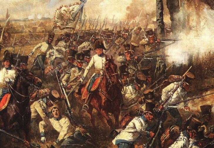 Images of Battle Of Leipzig | 730x504