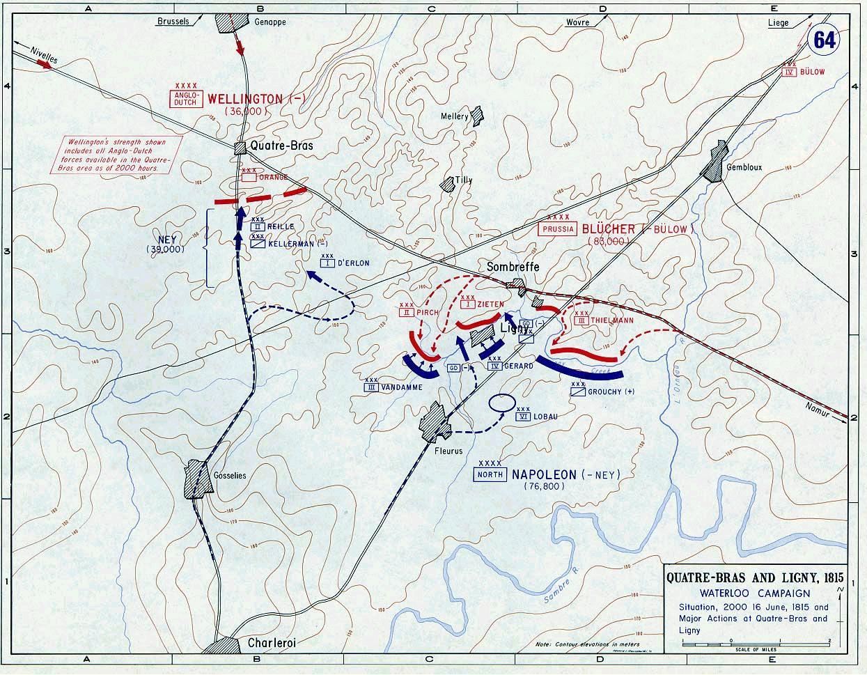 Amazing Battle Of Quatre Bras Pictures & Backgrounds