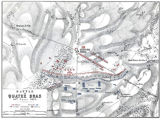 550x407 > Battle Of Quatre Bras Wallpapers