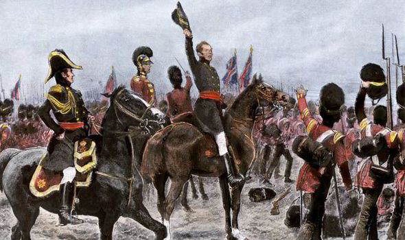 Battle Of Quatre Bras High Quality Background on Wallpapers Vista