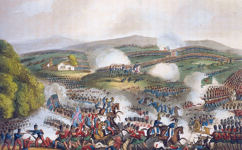 High Resolution Wallpaper | Battle Of Quatre Bras 997x618 px