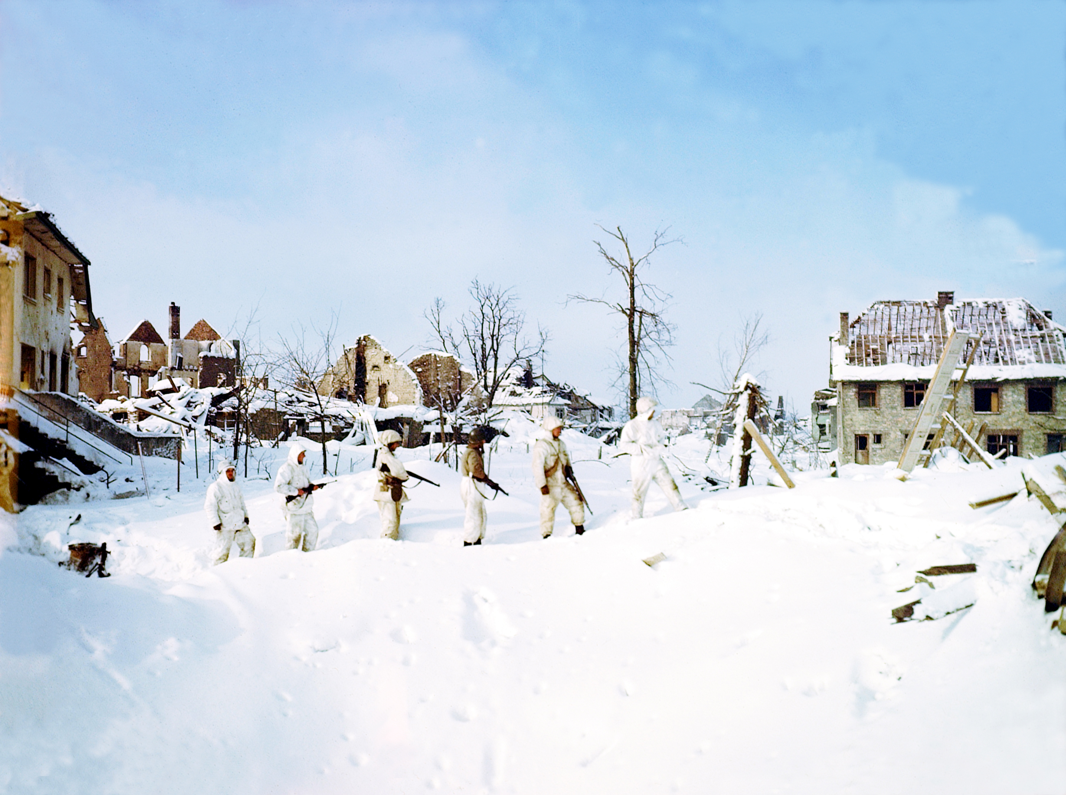Amazing Battle Of The Bulge Pictures & Backgrounds