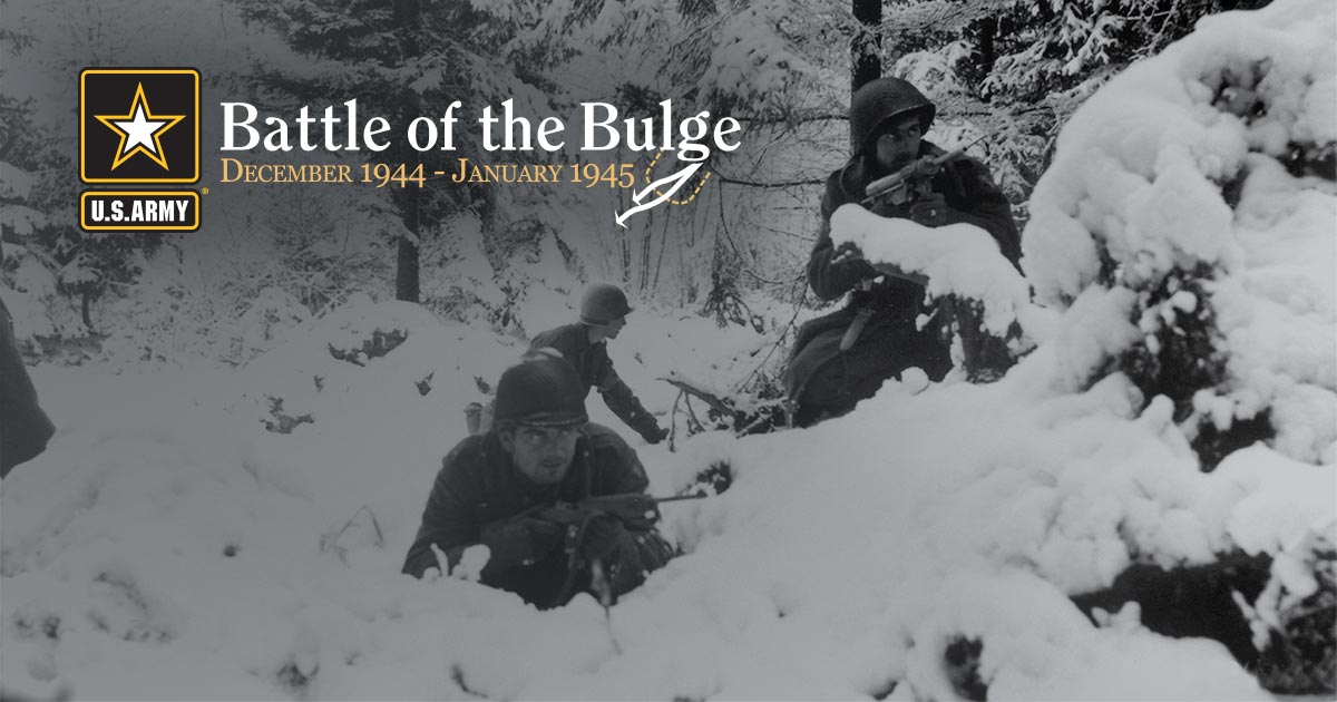 Nice Images Collection: Battle Of The Bulge Desktop Wallpapers
