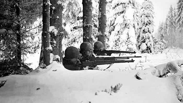 Images of Battle Of The Bulge | 700x394