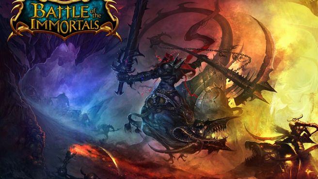 HQ Battle Of The Immortals Wallpapers   File 51.08Kb
