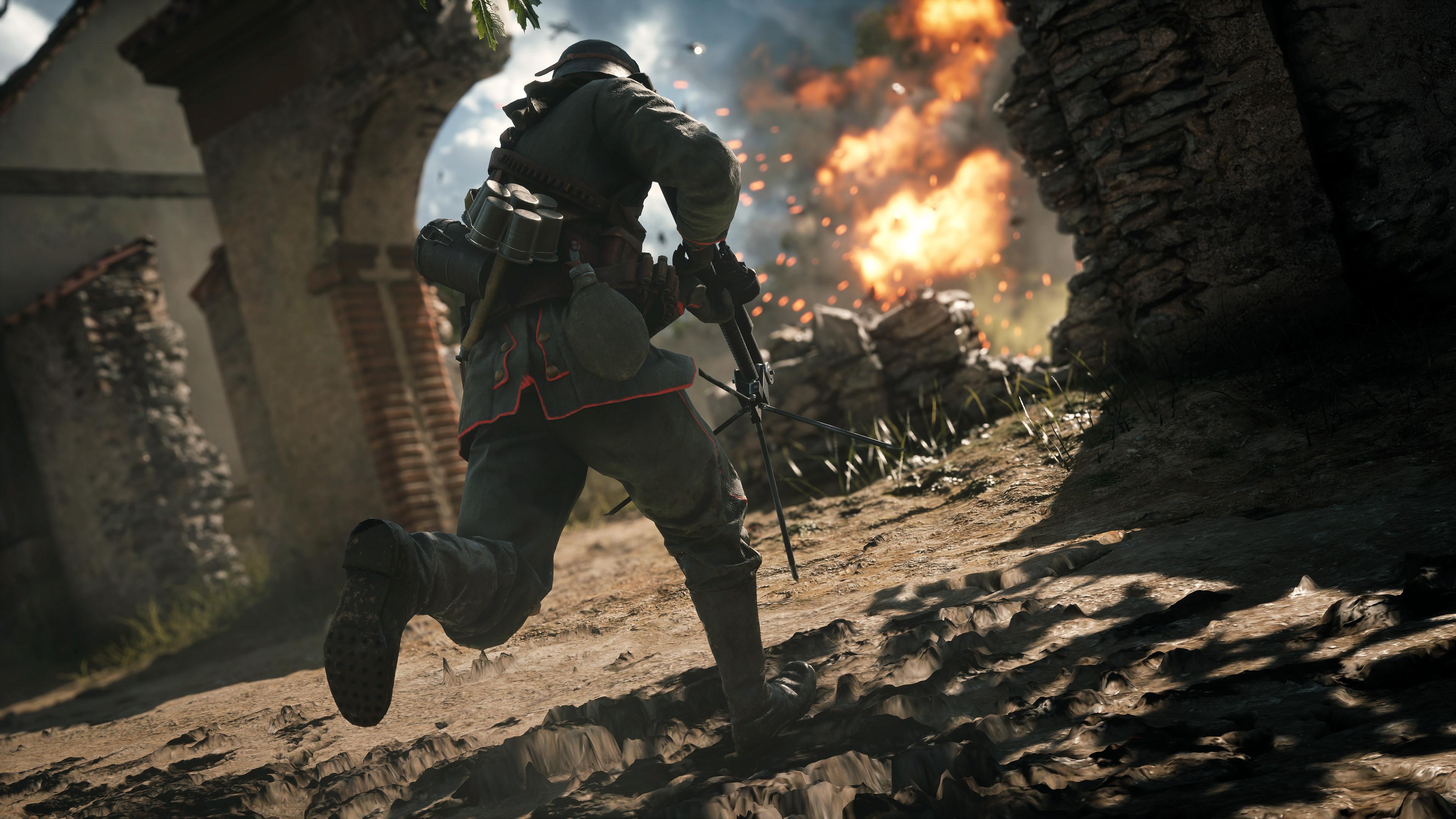 Battlefield 1 wallpapers, Video Game