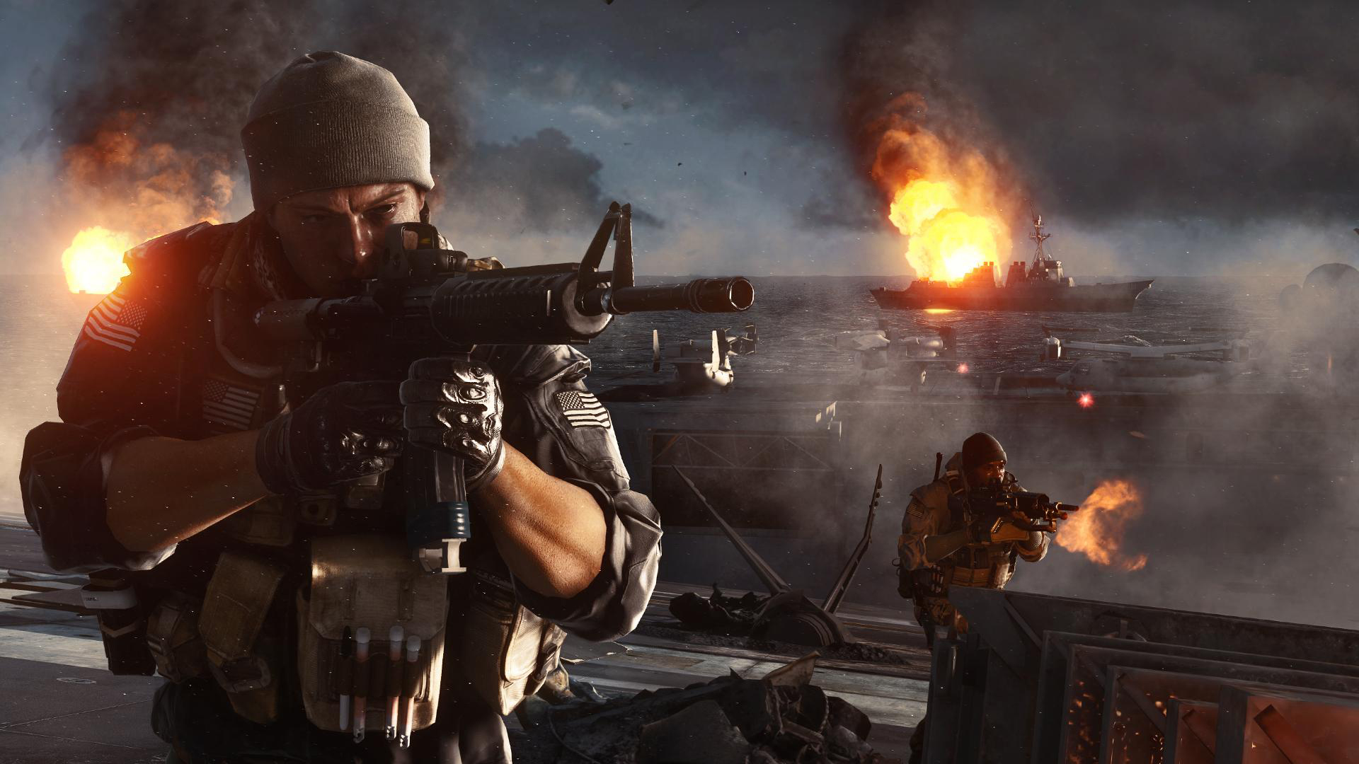 Nice wallpapers Battlefield 4 1920x1080px