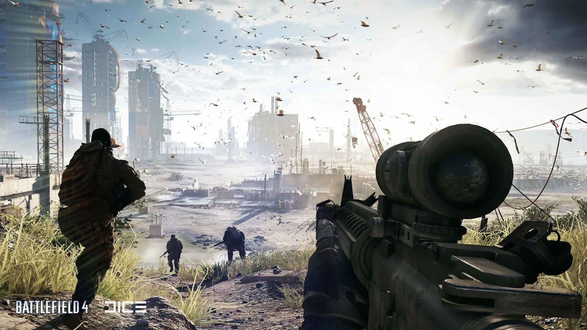 Battlefield 4 High Quality Background on Wallpapers Vista