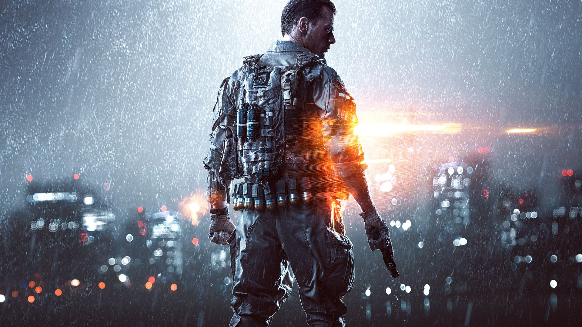HD Quality Wallpaper   Collection: Video Game, 1920x1080 Battlefield 4
