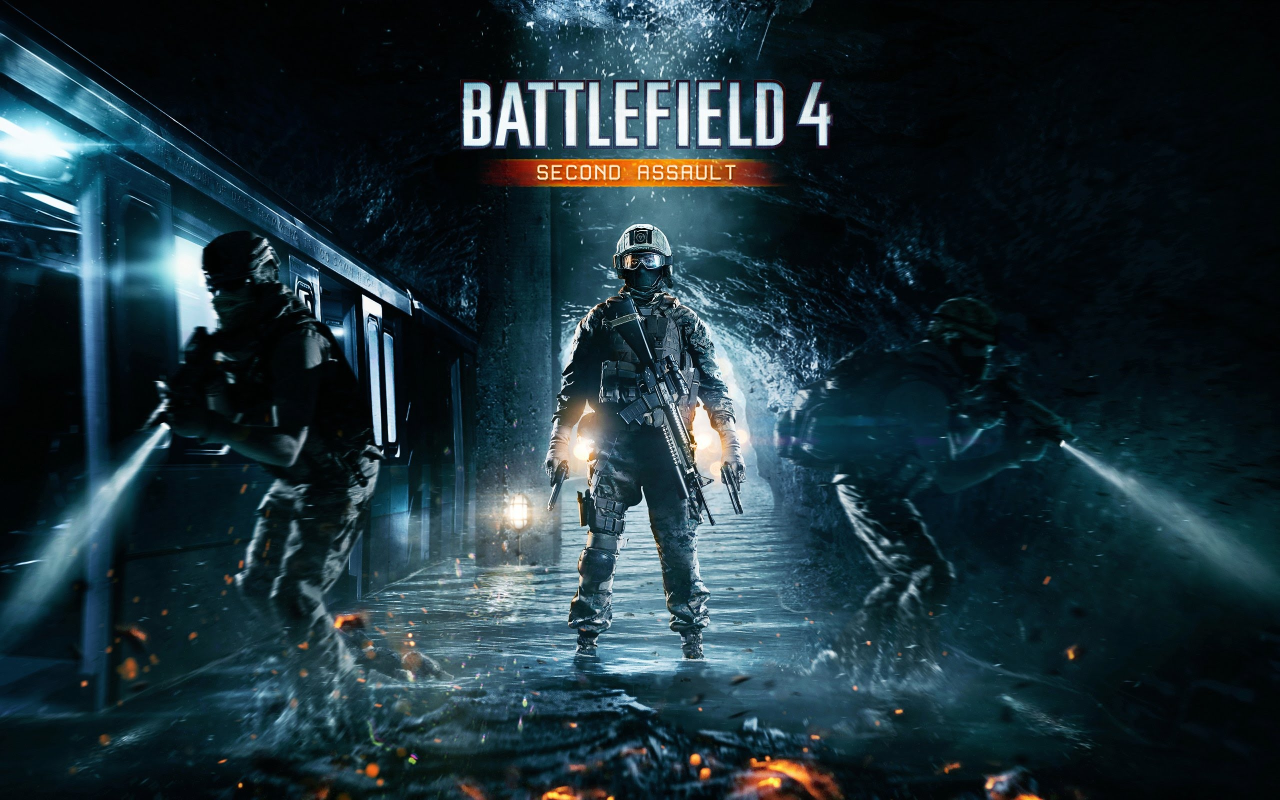 High Resolution Wallpaper   Battlefield 4 2560x1600 px