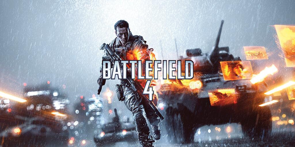 Nice wallpapers Battlefield 4 1024x512px