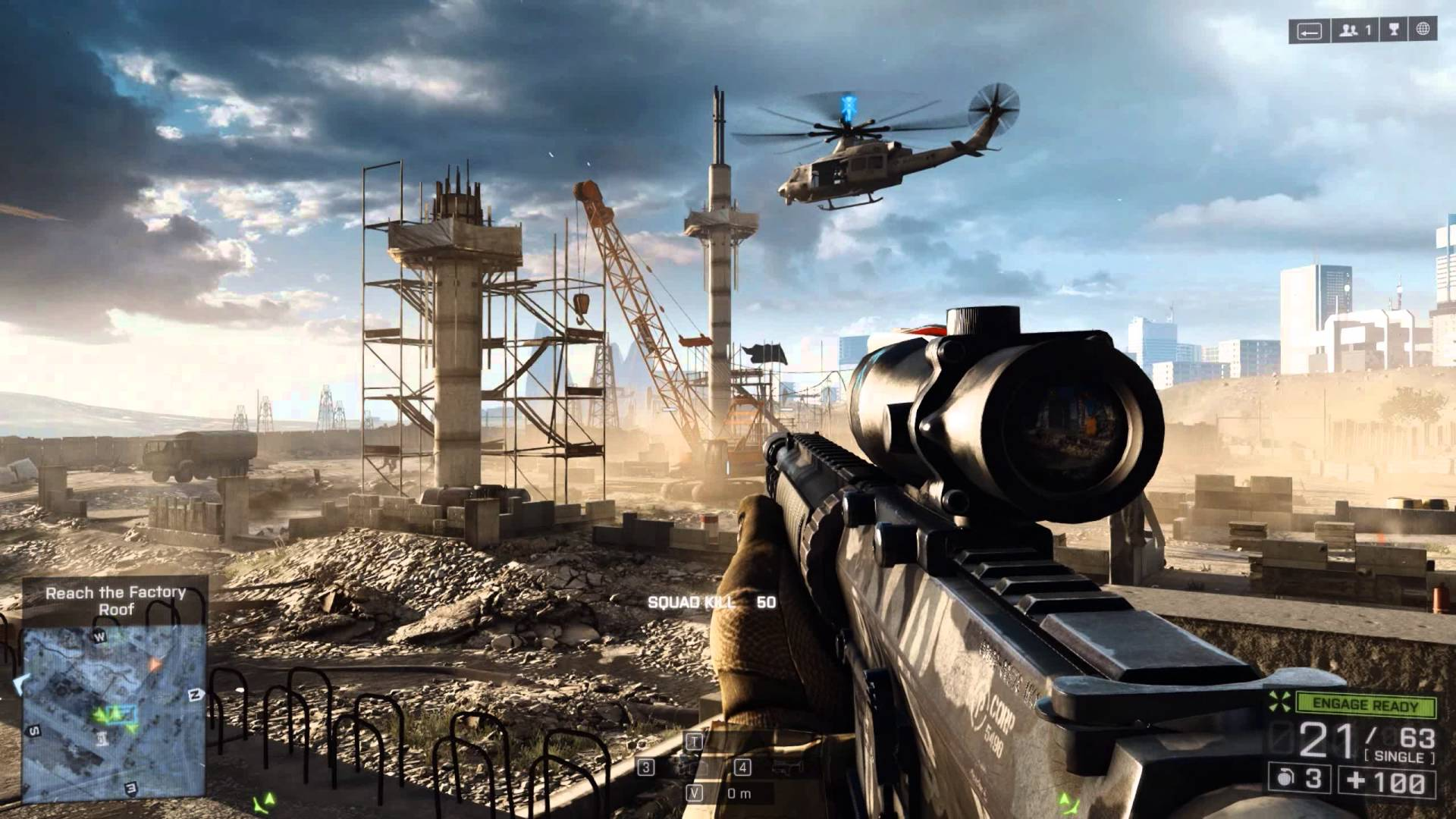 Amazing Battlefield 4 Pictures & Backgrounds