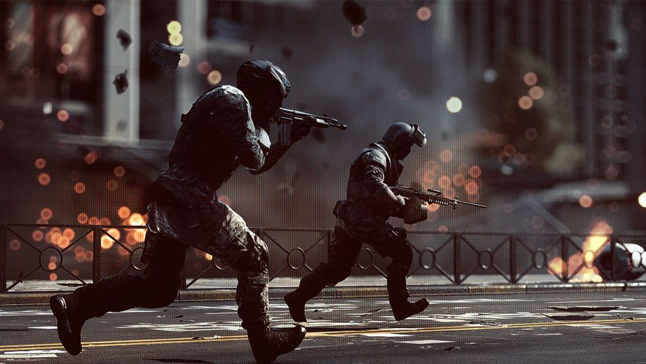 Battlefield 4 Pics, Video Game Collection