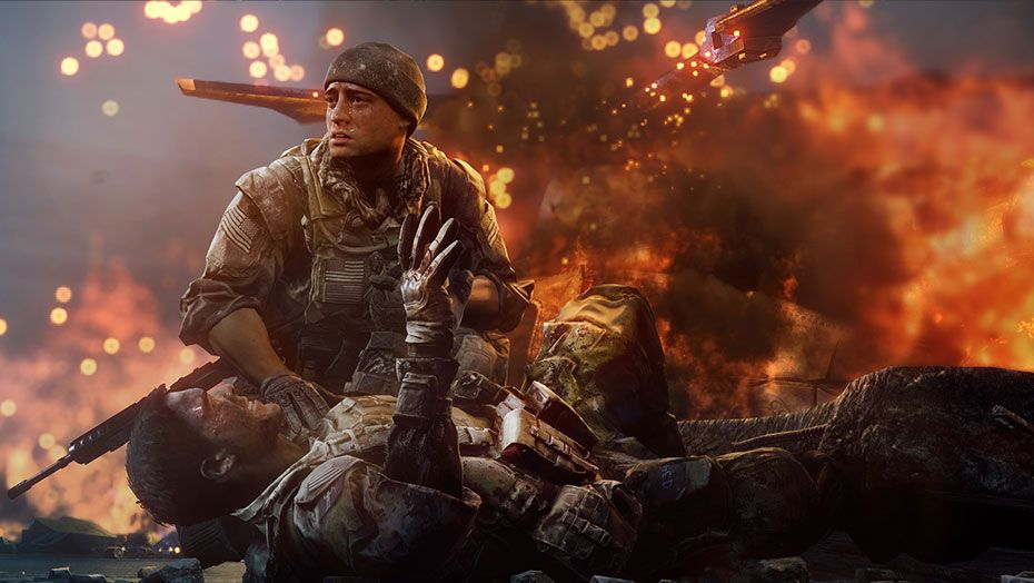 Nice wallpapers Battlefield 4 930x524px