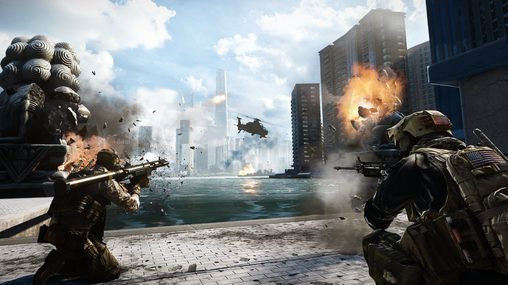 Battlefield 4 Backgrounds on Wallpapers Vista