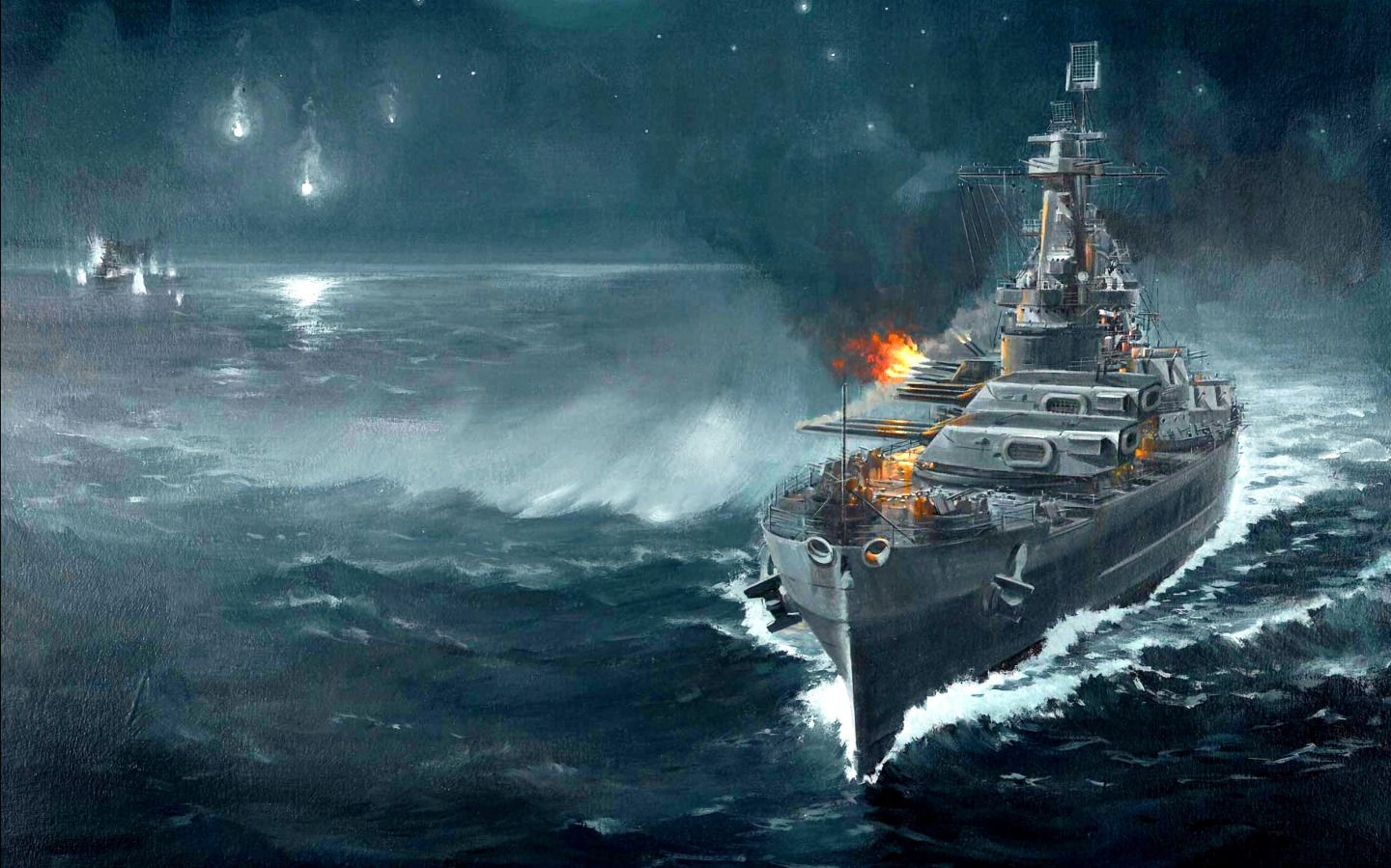 1440x899 > Battleship Wallpapers