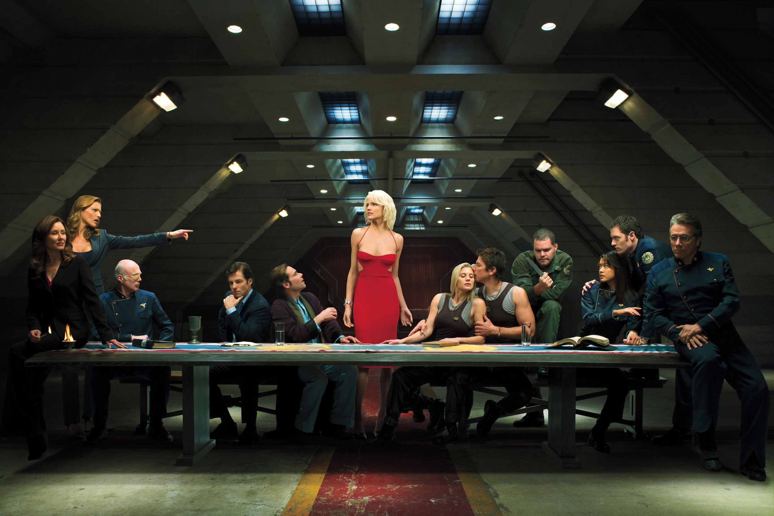 Battlestar Galactica Backgrounds, Compatible - PC, Mobile, Gadgets| 2500x1667 px