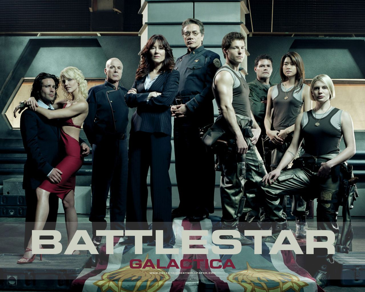 High Resolution Wallpaper | Battlestar Galactica (2003) 1280x1024 px