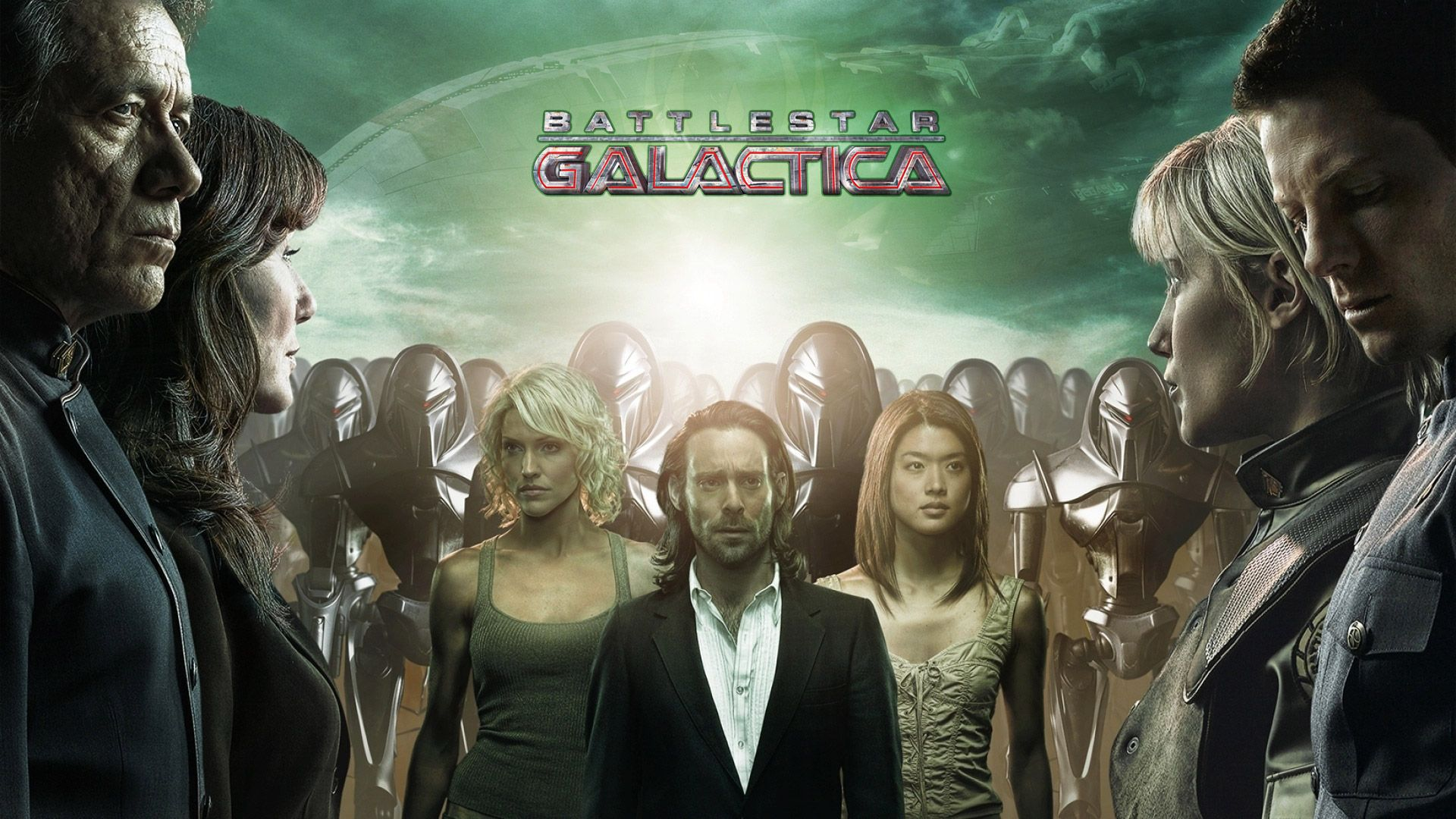 Battlestar Galactica (2003) Pics, TV Show Collection