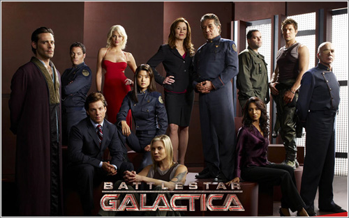 Nice wallpapers Battlestar Galactica (2003) 500x313px