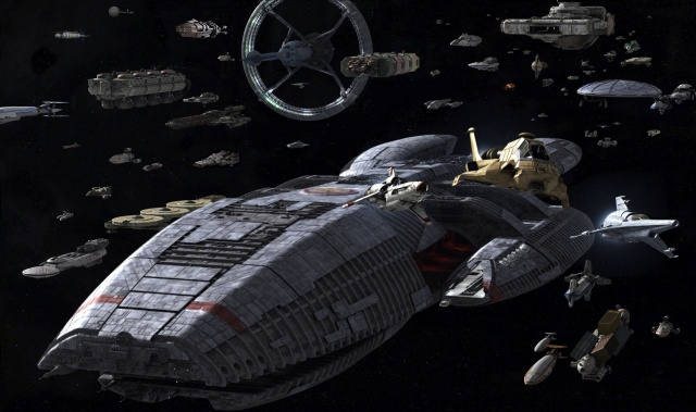 Images of Battlestar Galactica (2003) | 640x379