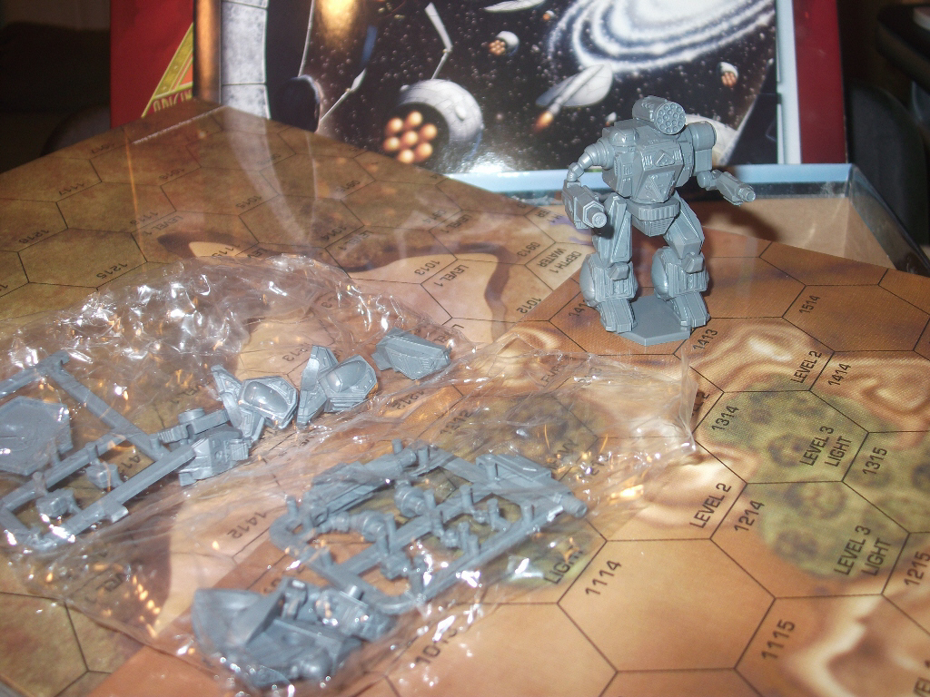 Images of BattleTech: The Board Game | 1024x768