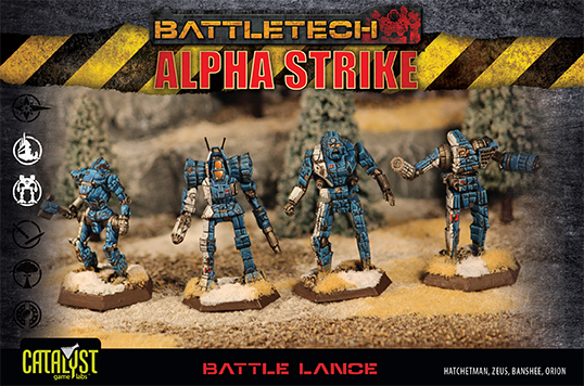 Nice Images Collection: BattleTech: The Board Game Desktop Wallpapers