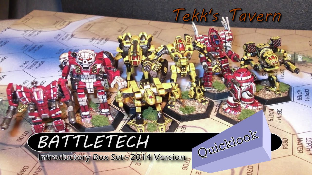 1280x720 > BattleTech: The Board Game Wallpapers