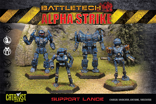 Images of BattleTech: The Board Game | 537x357