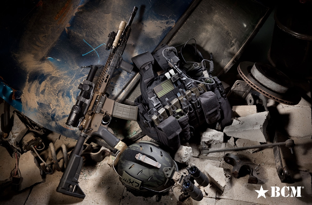 HD Quality Wallpaper | Collection: Weapons, 1200x789 BCM Recce