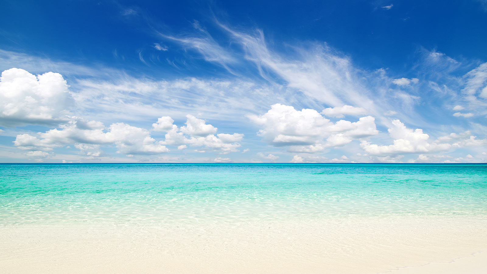Nice wallpapers Beach 1600x900px