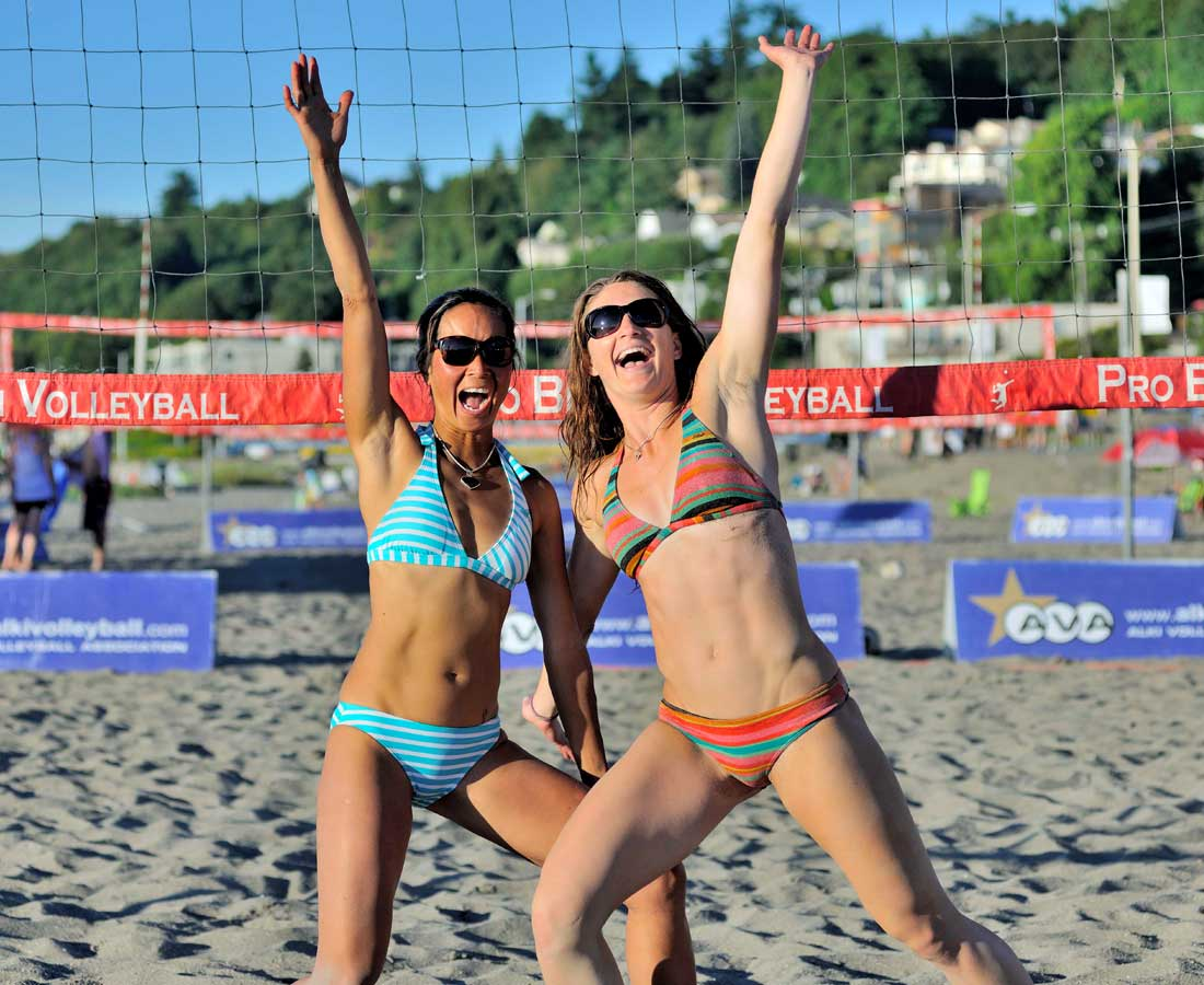Beach Volleyball Pics, Sports Collection