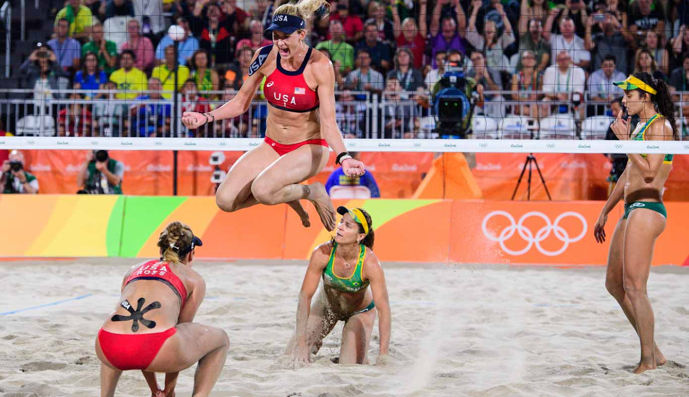 Beach Volleyball Backgrounds, Compatible - PC, Mobile, Gadgets| 1366x787 px
