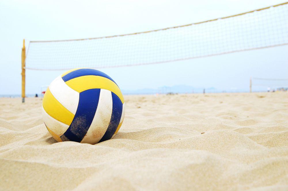High Resolution Wallpaper | Beach Volleyball 1000x665 px