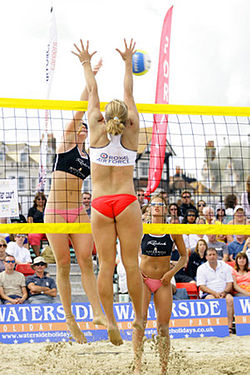 Beach Volleyball Backgrounds on Wallpapers Vista