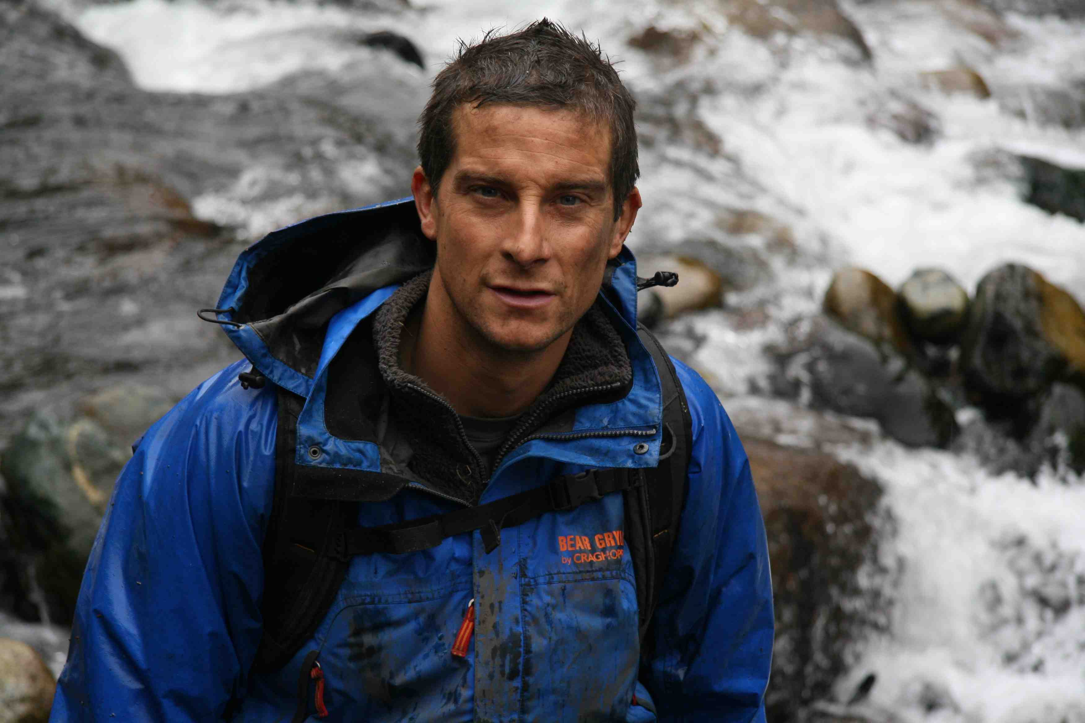 Nice wallpapers Bear Grylls 3504x2336px