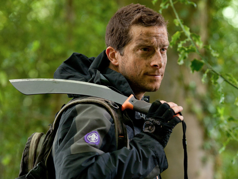 Nice wallpapers Bear Grylls 800x600px