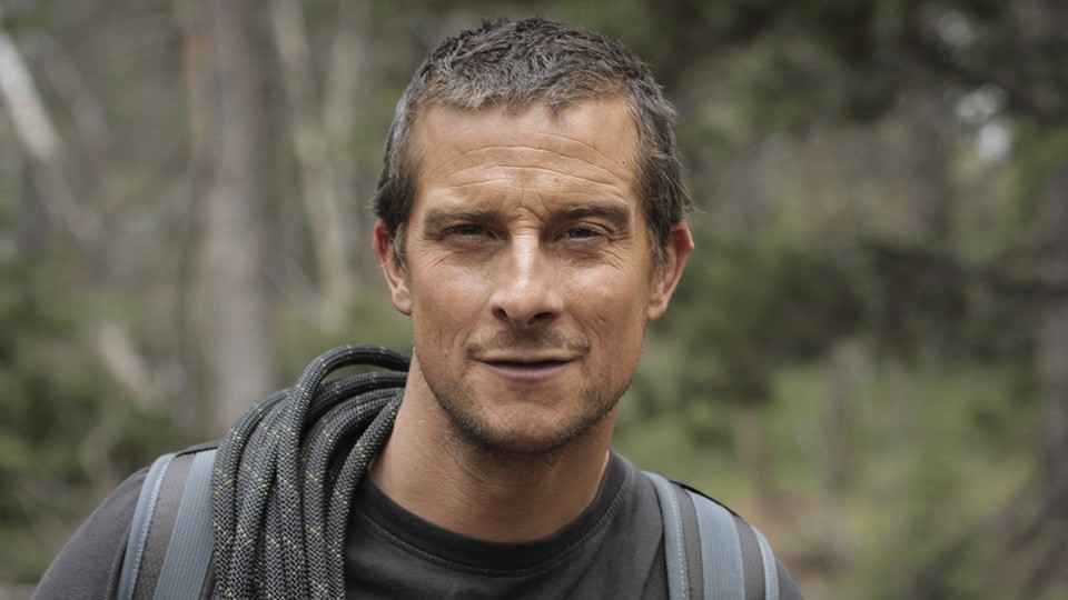 Nice Images Collection: Bear Grylls Desktop Wallpapers