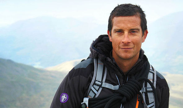 Nice wallpapers Bear Grylls 590x350px