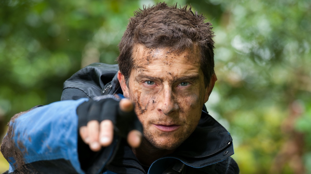 High Resolution Wallpaper | Bear Grylls 1280x720 px