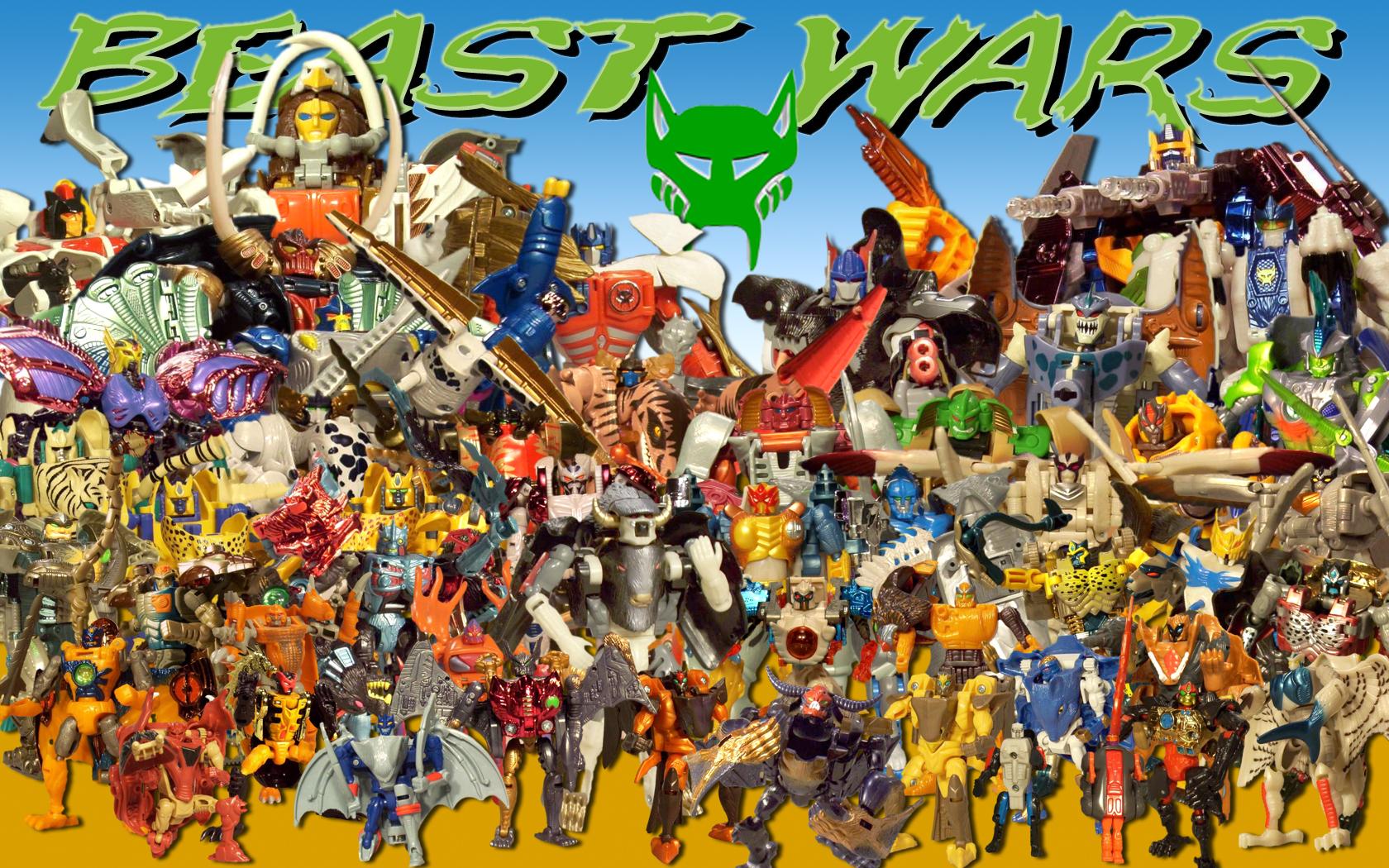 HD Quality Wallpaper | Collection: Cartoon, 1680x1050 Beast Wars: Transformers