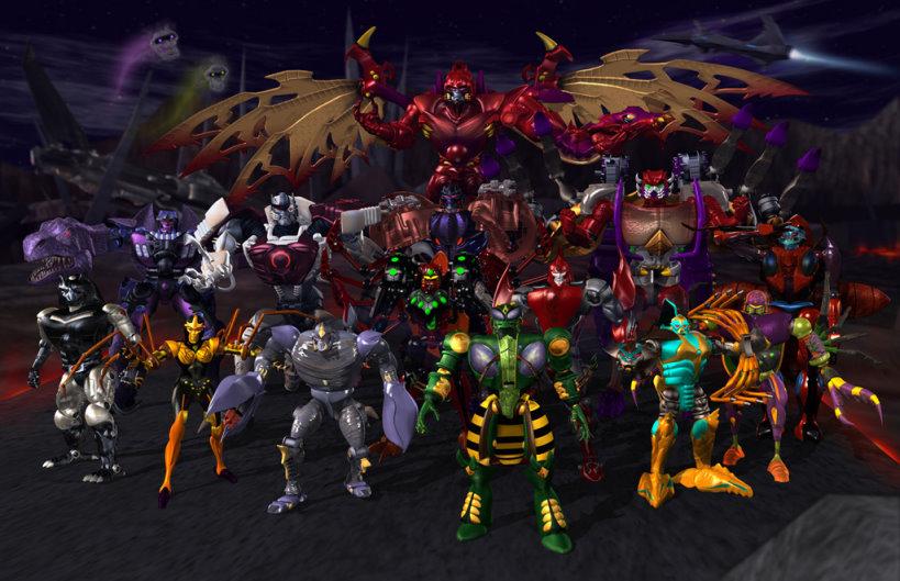 Beast Wars: Transformers Pics, Cartoon Collection