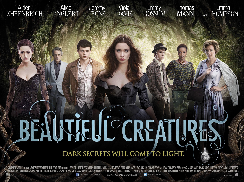 HQ Beautiful Creatures Wallpapers   File 1335.13Kb