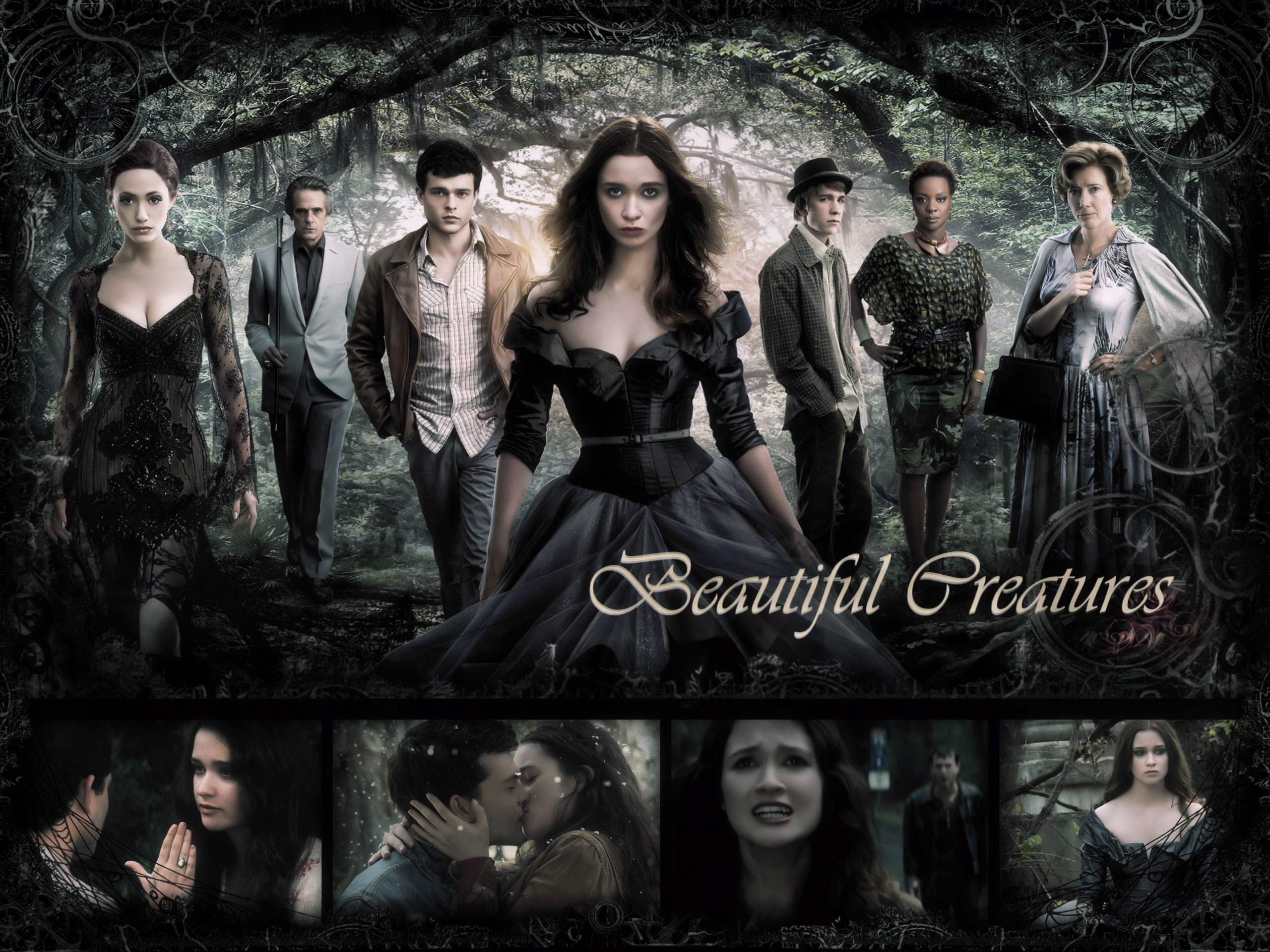 HD Quality Wallpaper   Collection: Movie, 2560x1920 Beautiful Creatures