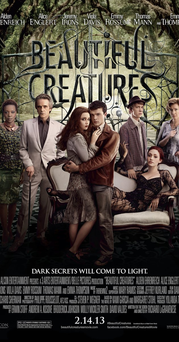 Beautiful Creatures Pics, Movie Collection