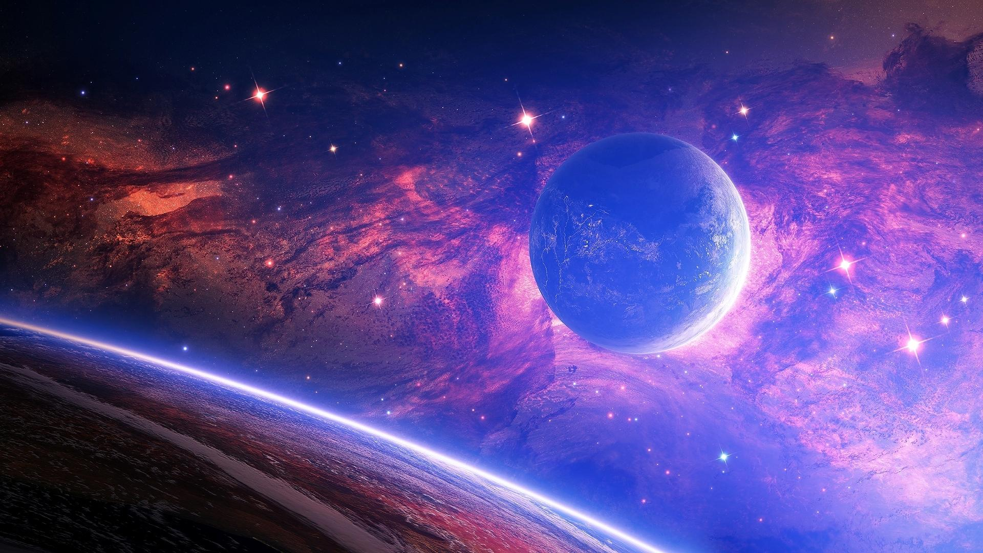 Images of Beautiful space wallpapers | 1920x1080