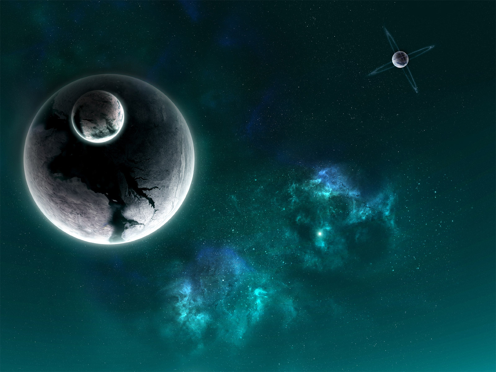 Beautiful space wallpapers #6
