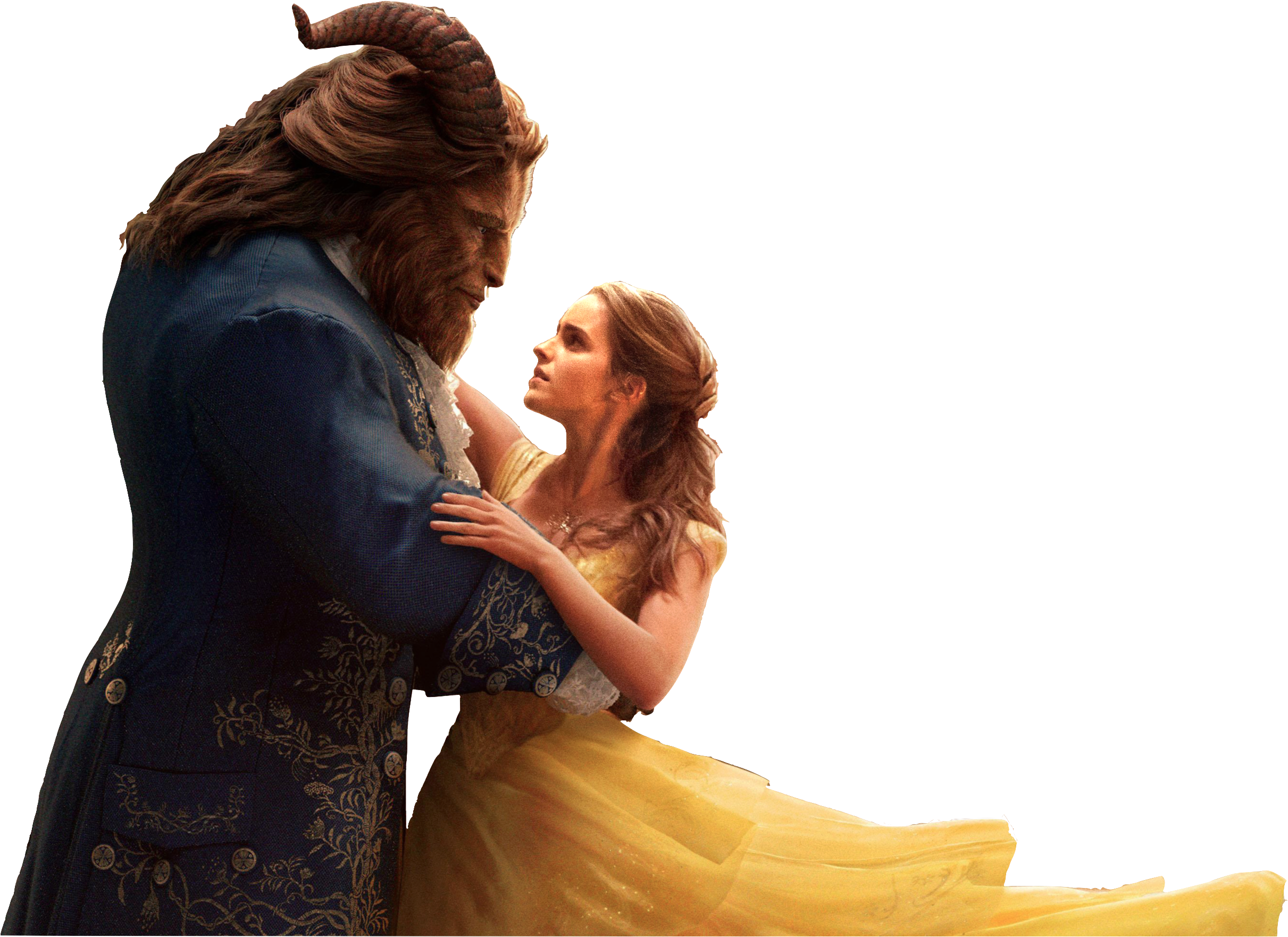 2422x1761 > Beauty And The Beast (2017) Wallpapers