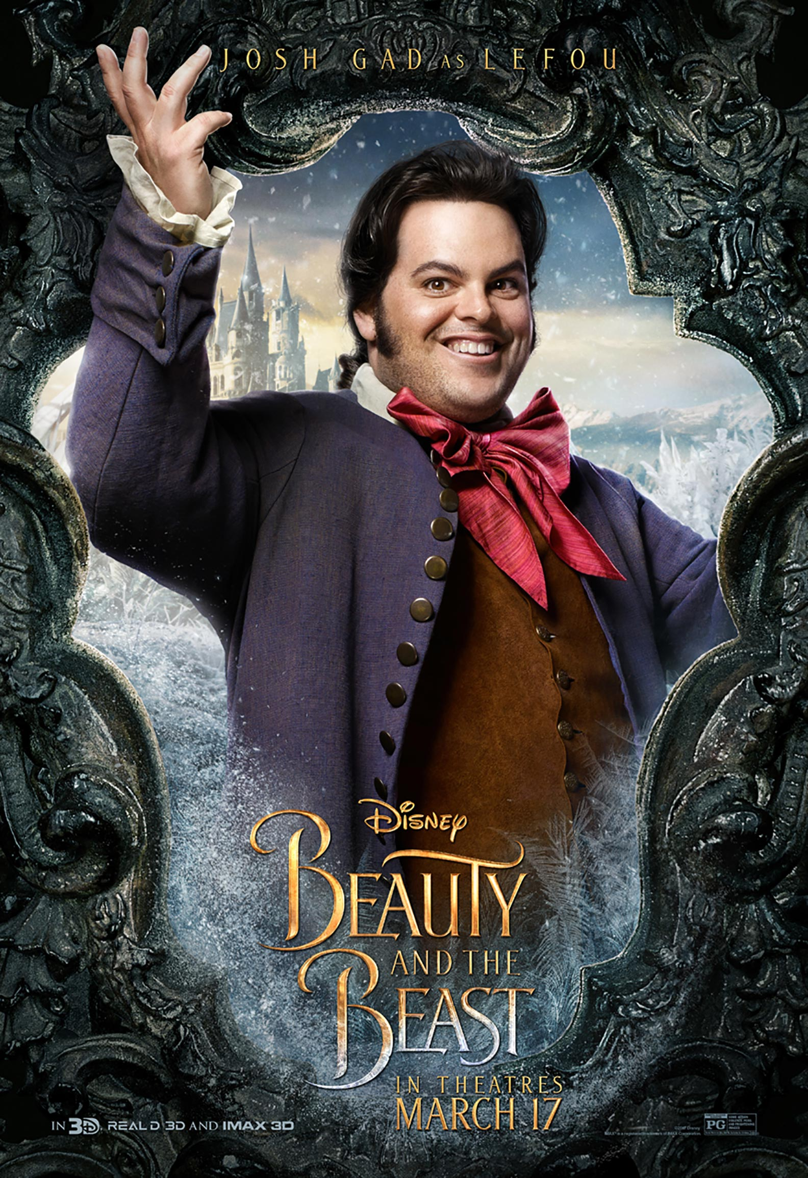 HQ Beauty And The Beast (2017) Wallpapers | File 622.83Kb